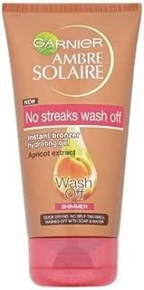 Garnier Ambre Solaire Wash Off Shimmer Bronzer Gel 150 ml