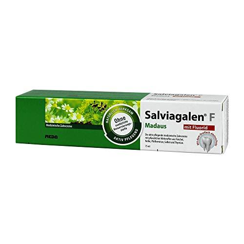 Salviagalen F Zahncreme Madaus, 75 ml