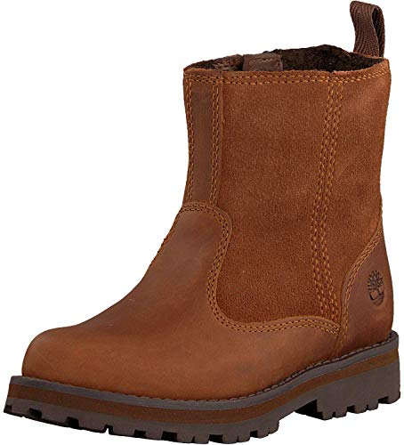 Timberland Herren Courma Kid Warm Lined Ankle Boots, Cognac, 30 EU