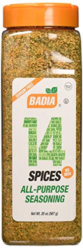 Badia 14 Spices All Purpose Seasoning with No Salt, 20 Ounce