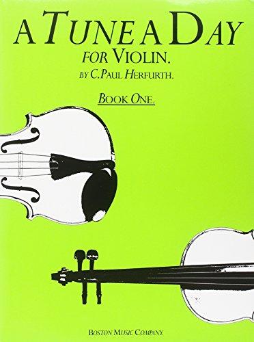 A Tune A Day: Violin: Book 1