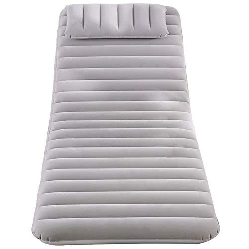 LWH Aufblasbares Sofa,Luftbett,Fauler Sessel,Wasserdicht rutschfest,Ultraleicht Tragbar,Geeignet für Parks,Schlafzimmer,190X70x10.5cm