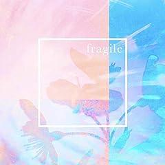 TERA「fragile feat. POLY」の歌詞を収録したCDジャケット画像