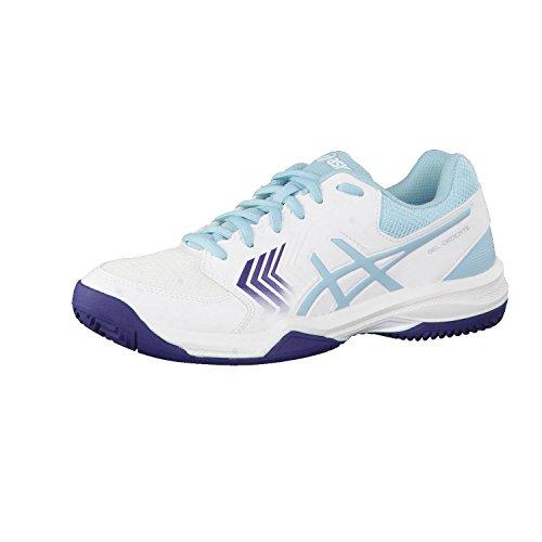 Asics Gel-Dedicate 5 Clay, Zapatillas de Tenis para Mujer,