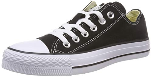 Converse Chuck Taylor All Star Low Top, Zapatillas Hombre, Azul Marino, 37 EU