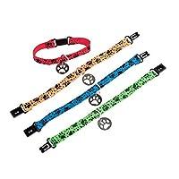 Dog Collar Bracelets - Novelty Jewelry and Bracelets (12 Pack)