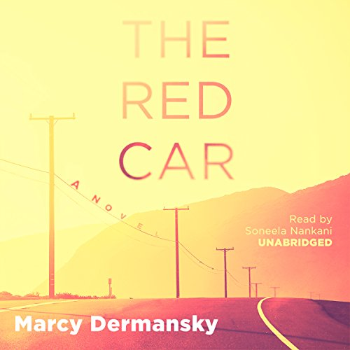 The Red Car audiobook cover art