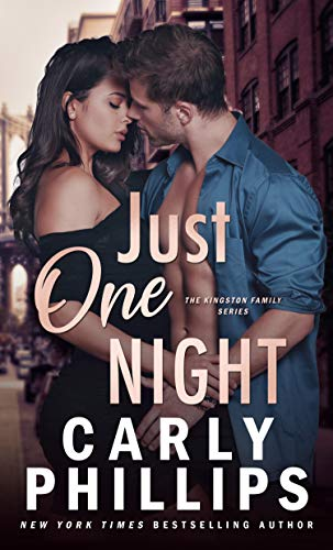 Just One Night (The Kingston Family Book 1) (English Edition)