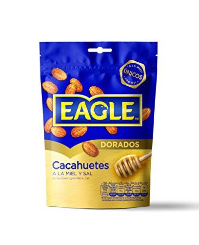 Eagle Cacahuete Frito Miel, 90g
