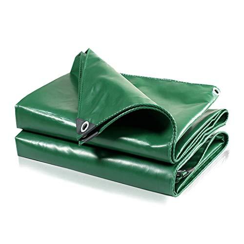 Patios Lona Impermeable, Heavy Duty Lona Lona Reforzada Ojales Grueso, 100% Resistente al Agua y UV Protegido for Acampar al Aire Libre (Size : 4m×5m)