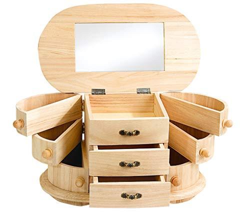 VBS Schmuckschränkchen, Holz ca. 31x19x18,5cm