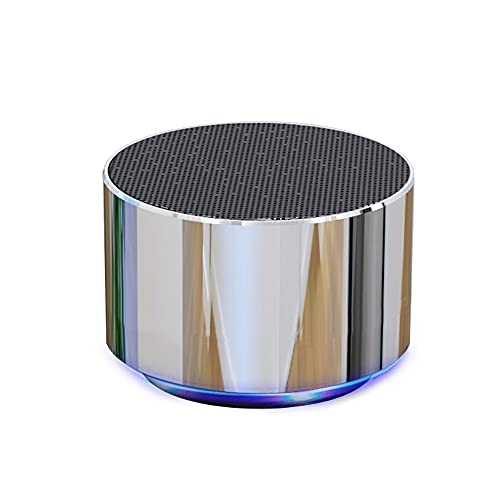 Altavoz Bluetooth, Altavoz Estéreo Portátil, Potente Efecto De Triple Bajo, Tiempo De Reproducción A Prueba De Agua 24 Horas con Alimentación Móvil Y Manos Libres