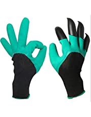 Garden Genie Gloves,Quick and Easy to Dig and Plant