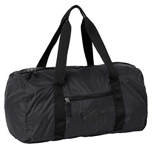 Helly Hansen New Packable Bag Bolsa de Viaje, 45 cm, 30 Litros, Negro
