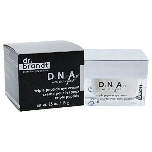 Dr. Brandt Skincare Do Not Age Triple Peptide Eye Cream, 0.5 oz