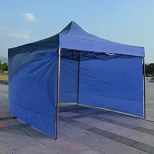 LYXMY Panel Lateral de glorieta, Carpa de Exterior Gazebo con Paneles Laterales, Paño Oxford Carpa Plegable Impermeable al Aire Libre para Bodas Fiesta de jardín,Solo Panel Lateral