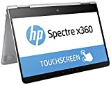 HP Spectre x360 (13-w003ng) 33,8 cm (13,3 Zoll / FHD-IPS) Convertible Laptop (2-in-1 Laptop mit: Intel Core i7-7500U, 16 GB RAM, 1 TB SSD, Intel HD-Grafikkarte 620, Windows 10 Home 64) silber