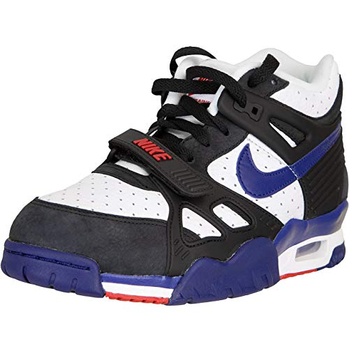 Nike Air Trainer 3 - Zapatillas deportivas, color Negro, talla 45 EU