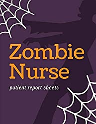 Nursing report sheet notebook