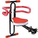 GCT Kinderfahrradsitz Babysitz Ultraleicht Baby Für Mountainbike-Hybrid-Fahrräder Und Heimtrainer,Schwarz