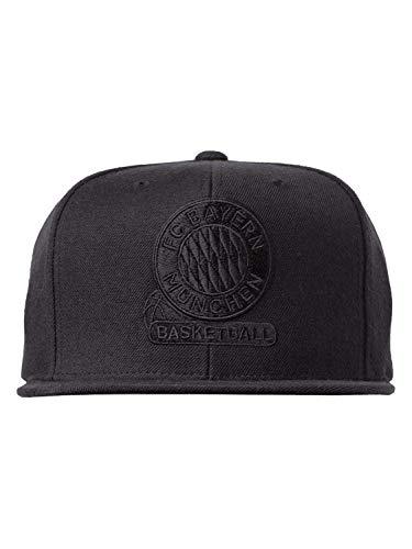 FC Bayern München Basketball M&N Snapback Black