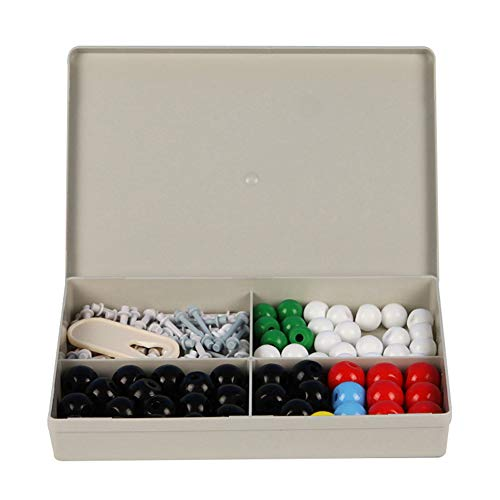 Brave669 Learning & Education Toys, 122Pcs/Set Colorful Chemistry Molecular Atoms Model Experiment Education Toy,Best Gift for Your Child