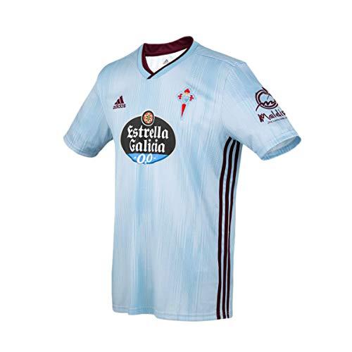 adidas Camiseta Oficial Celta F.C 2019-2020 (M)