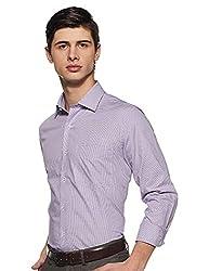 Van Heusen Sport Mens Checkered Slim fit Formal Shirt