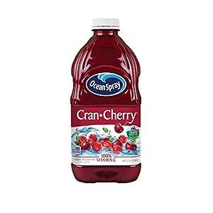 Ocean Spray Juice Drink, Cran-Cherry, 64 Oz Bottle, 64 Fl Oz |