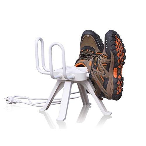 JIEZ Secador de Zapatos Secador de Guantes Bota eléctrica para Zapatos Esquí Temperatura Constante para Sombreros, Calcetines, Botas de esquí, Elimina el Olor, bacterias (tamaño: 330X33