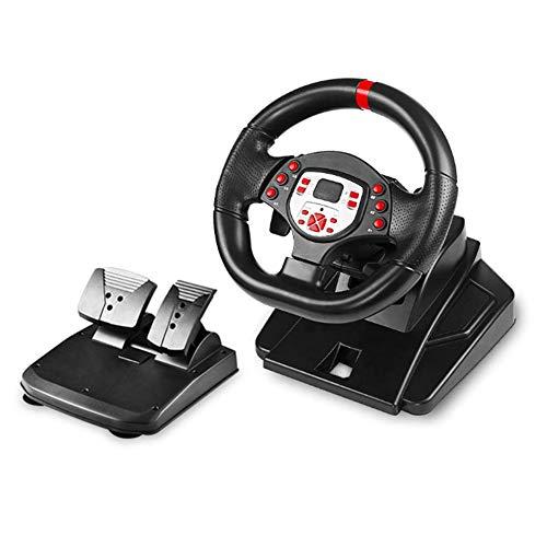 Vijf-In-Een 180-Graden Besturing Racegame Stuurwiel Steunen Ps3 / PS4 / Pc In-Line Spel Stuurwiel