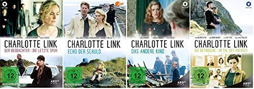 Charlotte Link 6 Filme Paket u.a. Die Betrogene / Im Tal des Fuchses [DVD Set]