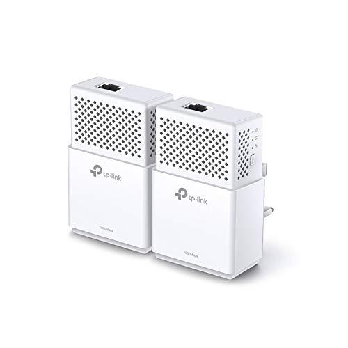 TP-Link TL-PA4010KIT Nano AV600 Powerline Adapter Starter Kit