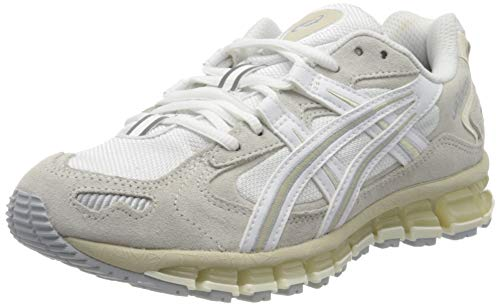 Asics GEL-KAYANO 5 360, Women's Running Shoes, White/Cream, 5 UK (38 EU)