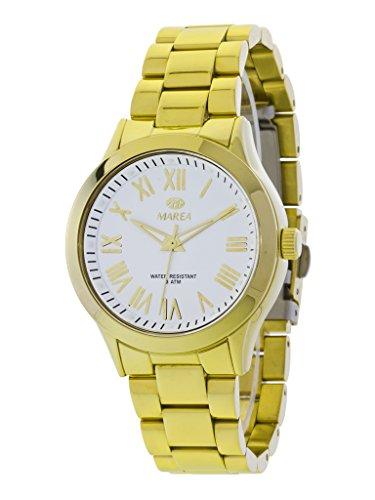 Reloj Marea Mujer B54091/6 Dorado y Blanco