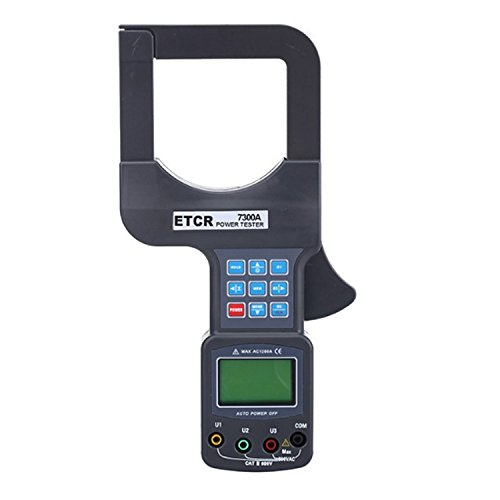 Buy Discount Digital Display Large Caliber 0-1200KW single phase digital power meter analyzer with R...