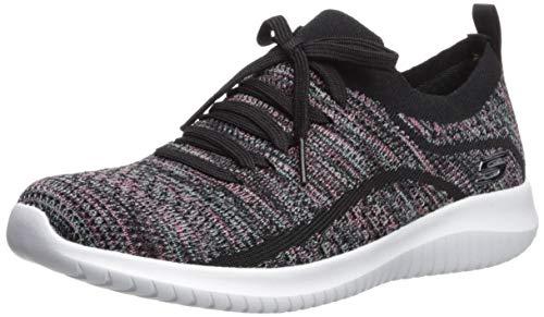 Zapatillas para mujer ultraflexibles Skechers, (Negro/multi), 39 EU