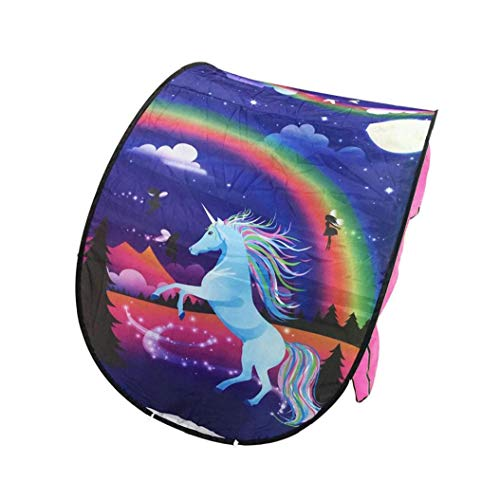 1PC Children Foldable Tent Dinosaur Pattern Play Tent Pop up Tent Game Tent Gift for Home
