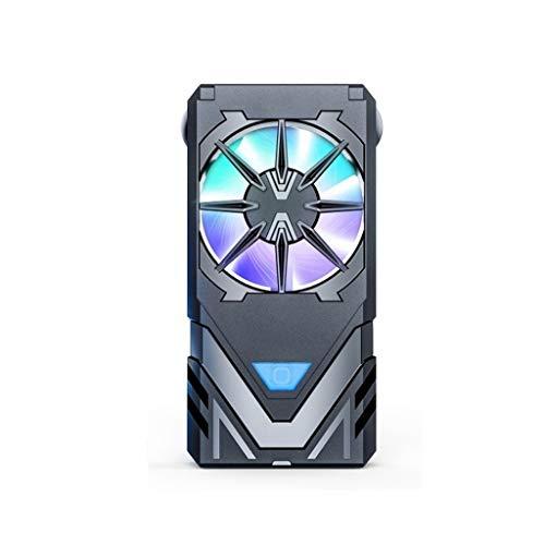 JJYPY Teléfono móvil Radiador de enfriamiento Artefacto Ventilador Semiconductor Refrigeración refrigerado por Agua refrigerado refrigerado refrigerado Recargable
