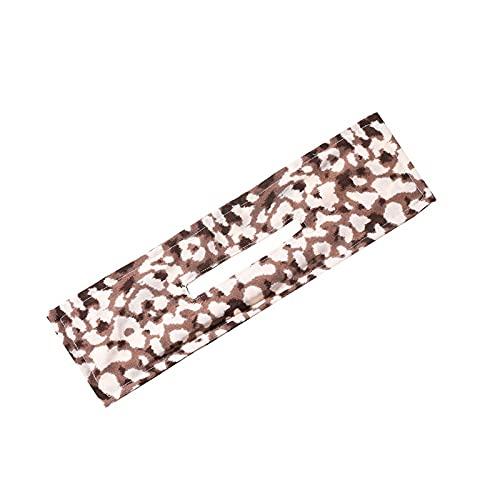 QiFei Deft Bun hair bun - Panini flessibili riutilizzabili e versatili, con clip Magic Clip French Twist per acconciature a ciambella, Z#08, Taglia unica