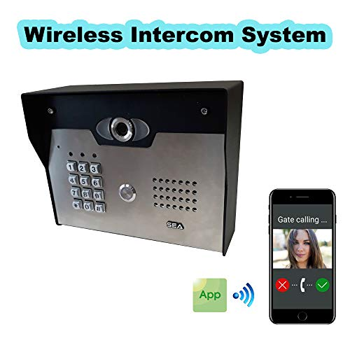 SEACOM Security, Access Control Wireless Intercom System Video/Audio Communication