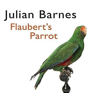 Flaubert's Parrot cover art