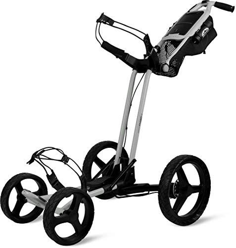 Sun Mountain 651323930224 Golf Pathfinder 4 Cart Cement Gray