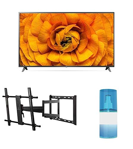 LG 86UN8570 86' 4K Smart Ultra High Definition Series TV with AI ThinQ with a Walts TV Large/Extra...
