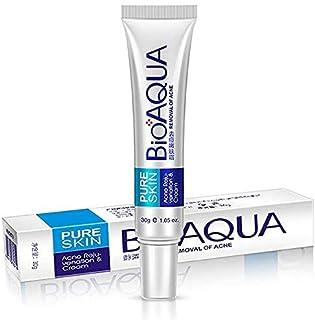 BIOAQUA Anti Acne Scar Mark Remover Removal Oil Control Shrink Pores Cream 30g