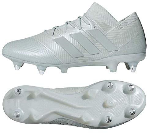 アディダス(adidas) ソフトグラウンド用 トップモデル 取り換え式サッカースパイク 29.0cm ネメシス NEMEZIZ 18.1 SG 国内正規品 D97846 アッシュシル