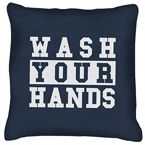 Wash Your Hands Cushion