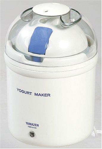 Yamazen (Yamazen) Yogurt-maker@Ymr-9100-w