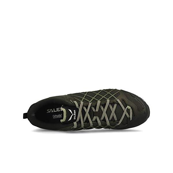 Salewa Wildfire Approach Shoe – Men's
