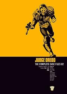 Judge Dredd The Complete Case Files 02